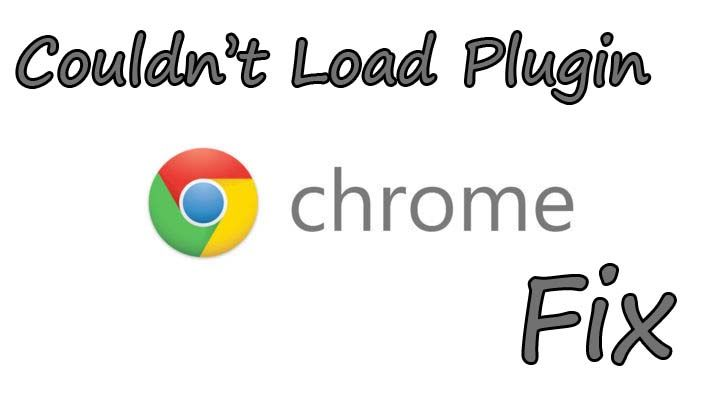 how to fix flash plugin failed to load