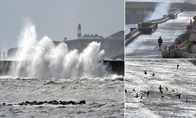So much for summer: Snow set to blast Scotland as forecasters warn of 'coldest August spell in a century'....AUGUST 18, 2014