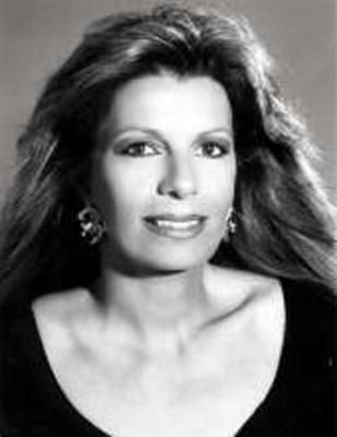 Princess Yasmine Aga Khan was the daughter of Rita Hayworth and Prince Aly Khan.  She was a philanthropist and an outspoken advocate for Alzheimer's Disease after her mother, whom she took care of for many years.