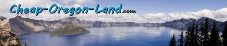 See how easy it is to buy cheap land in Oregon here!