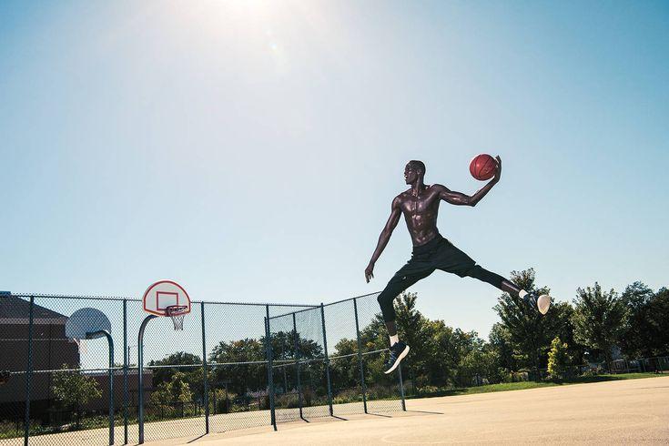 How Former Refugee Thon Maker Became a Top 10 NBA Draft Pick