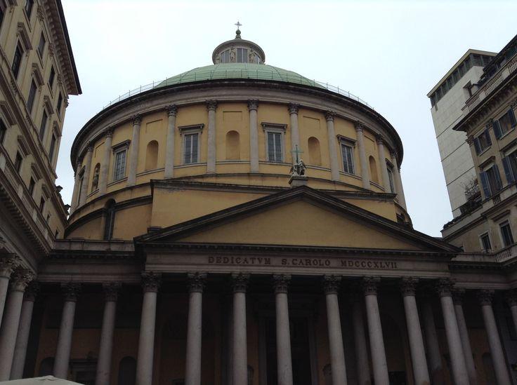 San Carlo al corso - Milano