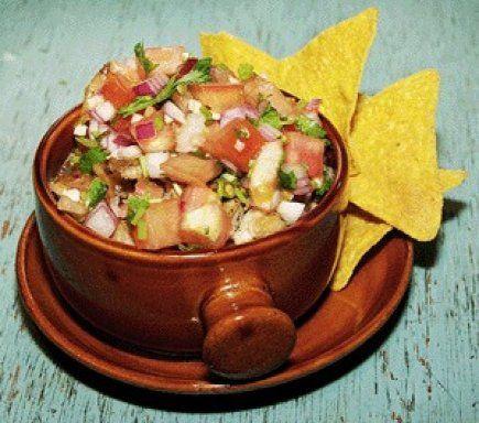 Chifrijo receta costarricense