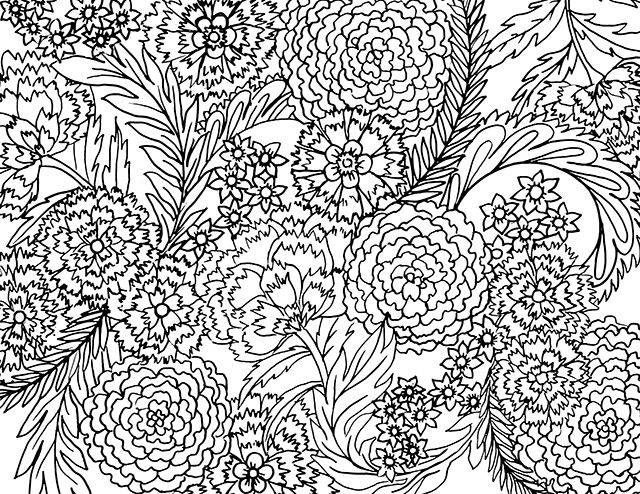 Alisaburke 3 Ways To Use A Coloring Page In Tablescape Plus Free Download