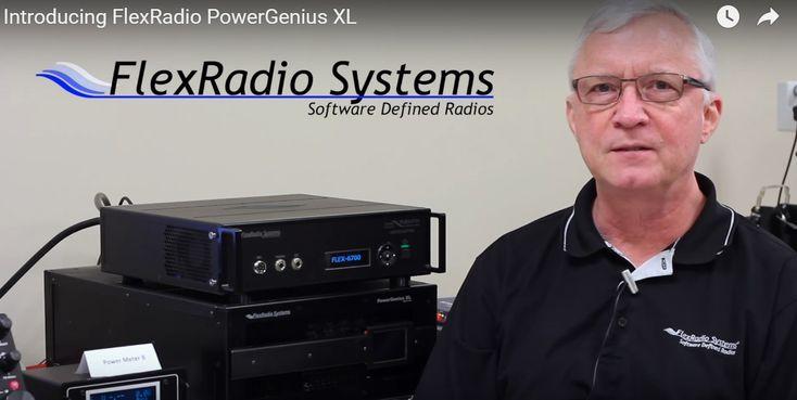 Introducing FlexRadio PowerGenius XL