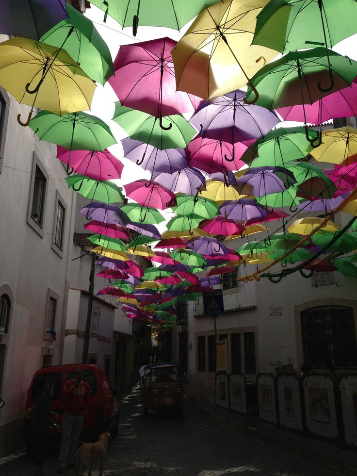 Springtime in Lisbon. Alfama