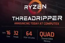 16-ядерный микропроцессор AMD Threadripper 1950X будет стоить до $999    AMD назвала стоимость процессоров линейки Ryzen Threadripper. Самый дорогой чип будет стоить $999.    Подробно: https://www.wht.by/news/cpu/67549/?utm_source=pinterest&utm_medium=pinterest&utm_campaign=pinterest&utm_term=pinterest&utm_content=pinterest    #wht_by #новости #AMD #процессоры