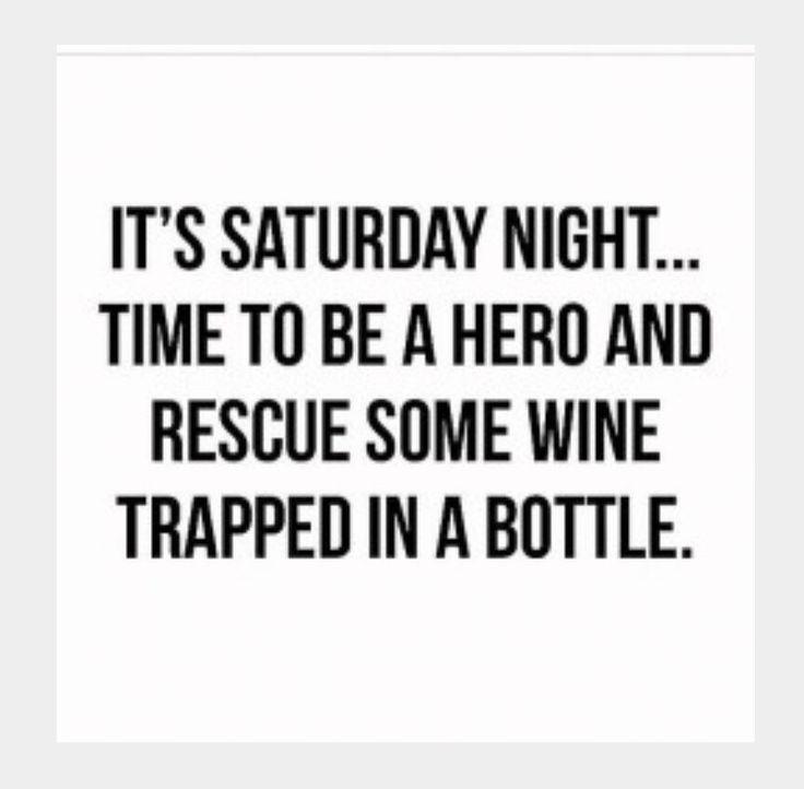 #Saturdaynight #winetime