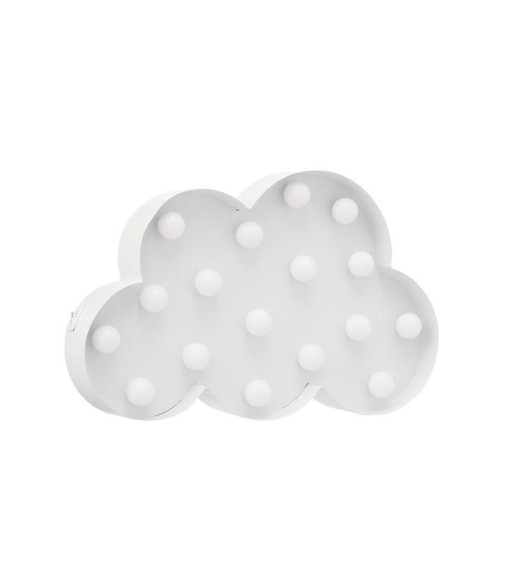 circusverlichting wolk - HEMA