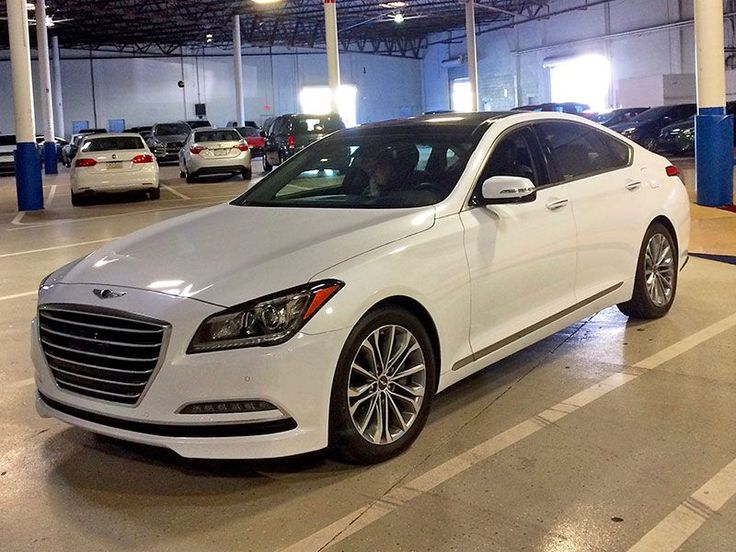 Critics' Notebook: 2016 Hyundai Genesis