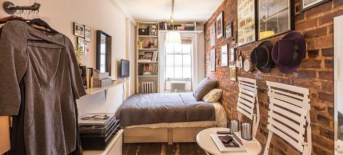 Η ζωή σε ένα διαμέρισμα 8 τ.μ. -Και όμως μπορεί να έχει... στιλ! [εικόνες] | iefimerida.gr