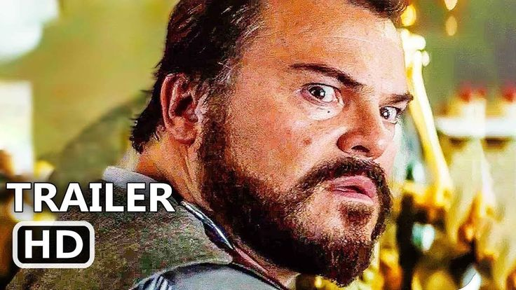THE HOUSE WITH A CLOCK IN ITS WALLS Official Trailer (2018) Jack Black Fantasy Movie HD - YouTube