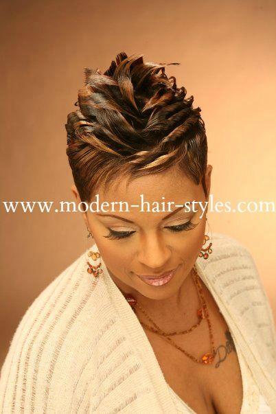 Wondrous 1000 Ideas About Short Black Hair On Pinterest Black Hair Short Hairstyles For Black Women Fulllsitofus