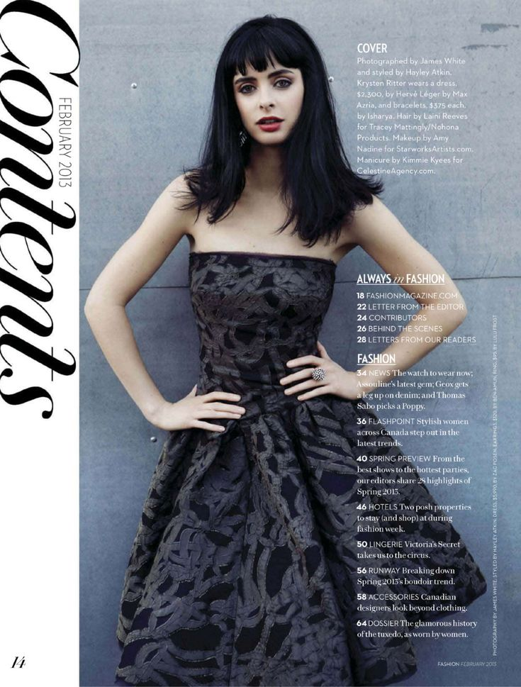Gloss over This: Krysten Ritter in Fashion | The Closet Feminist