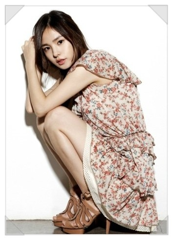 Kpop News.org: Min Hyo-rin in young ages    #kpop #minhyorin