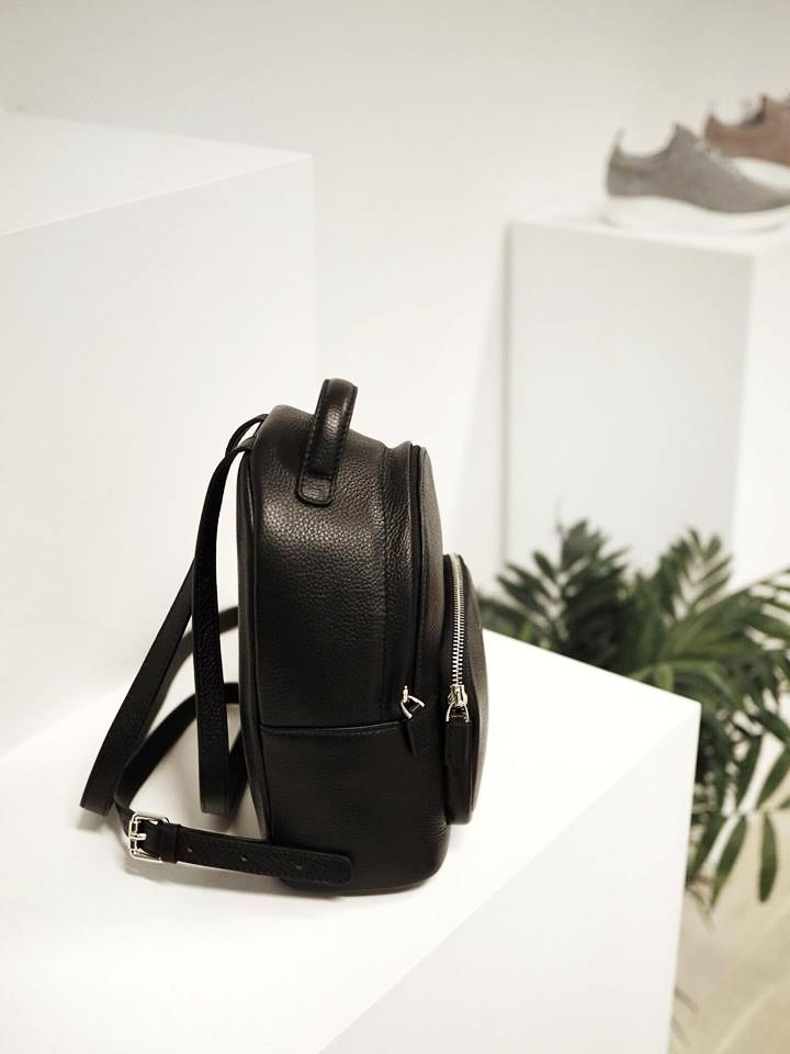 74e8268a Ashley Mini ryggsekk sort jim rickey nerio | NÉRIO+FEND | Fashion ...