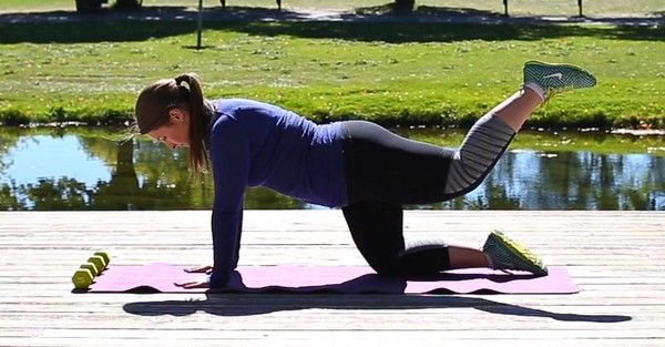 This Easy Workout Will Help You Build a Well-Defined Bum