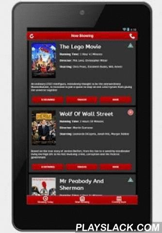 Mallard Cinema  Android App - playslack.com , The Mallard Cinema app displays up-to-date information for movies now showing and upcoming films on the island of Guernsey. Requires a data connection to collect the latest information.