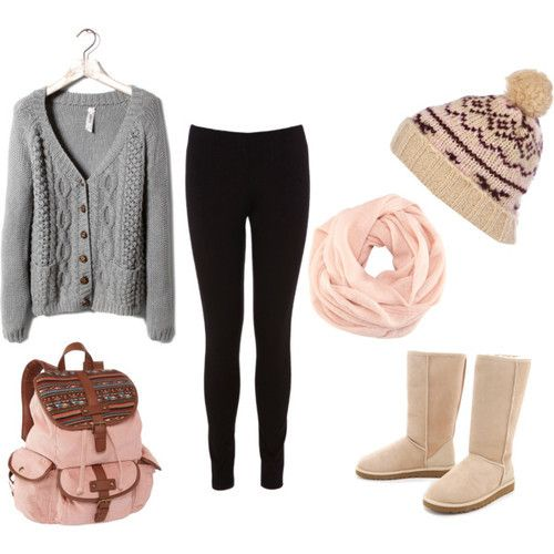 winter outfits tumblr | Perfect Winter Outfit | We Heart It