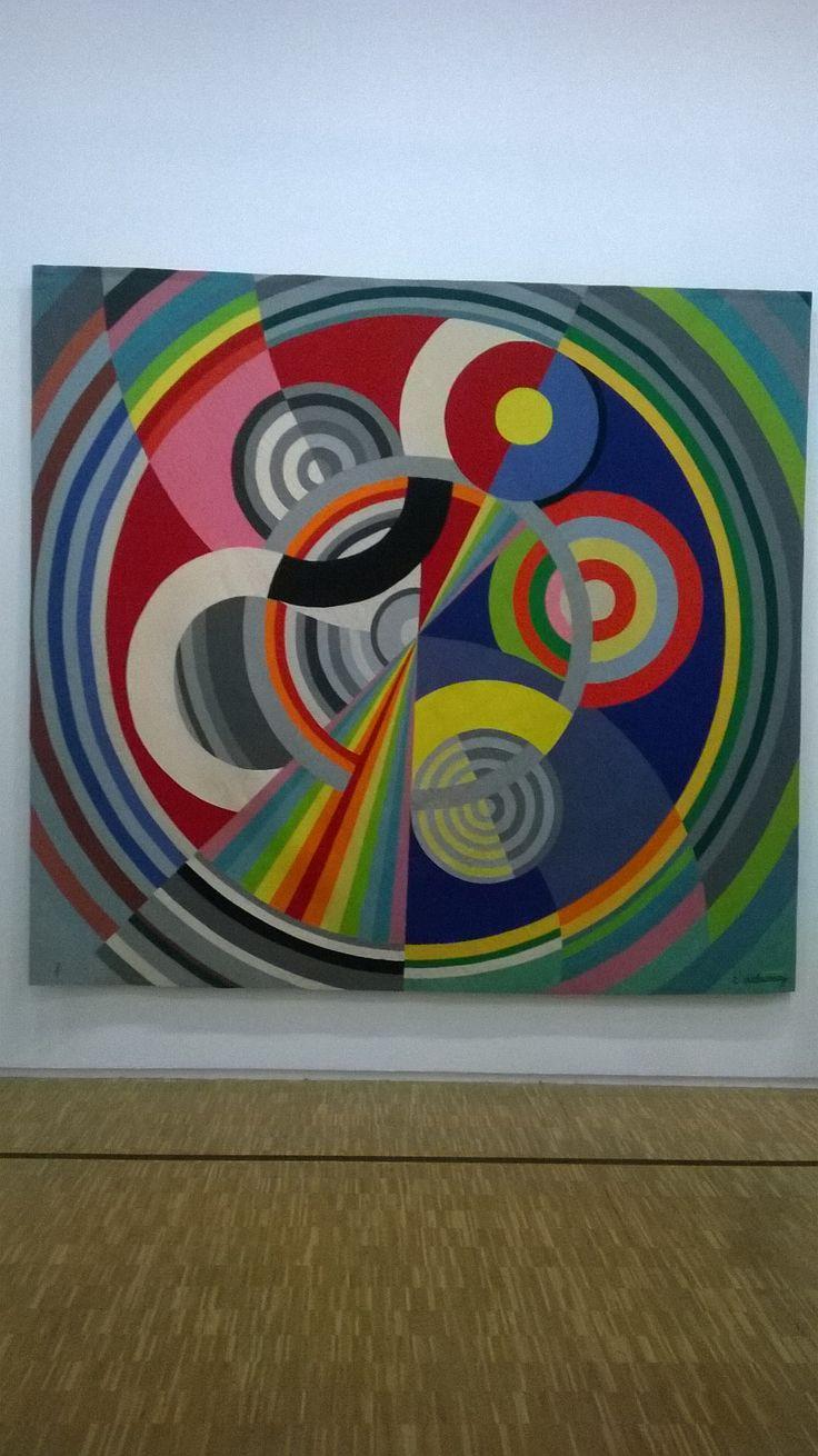 Abstract art essay