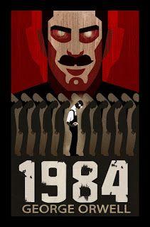 Mil novecientos ochenta y cuatro, publicado a menudo como 1984, es una novela distópica del autor inglés George Orwell (el mismo que escribió Rebelión en la Granja) publicada en 1949.