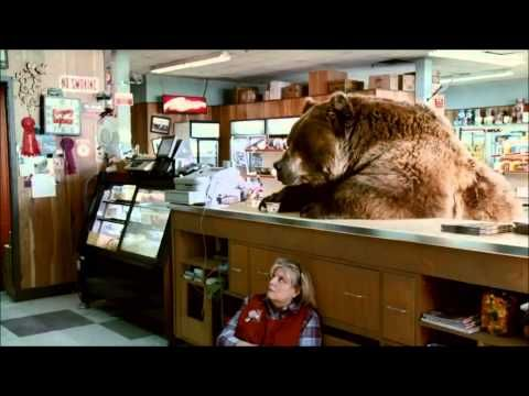 Chobani Super Bowl Commercial 2014 - Yougart Bear - YouTube
