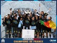 Champions de France 2010
