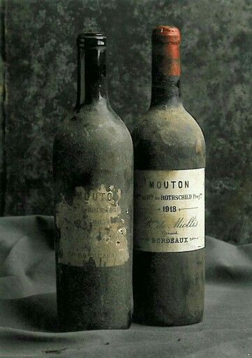 □ MOUTON ROTHSCHILD 1918