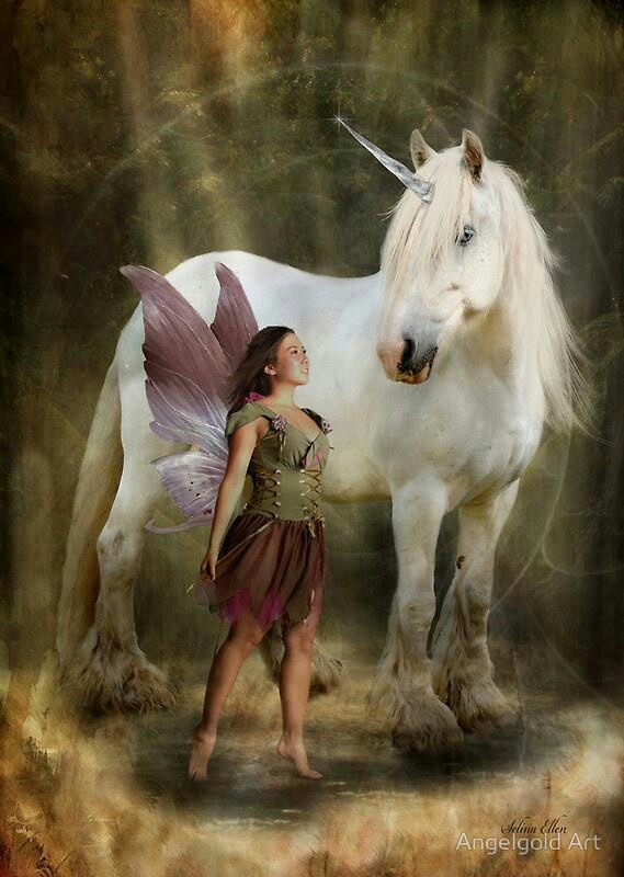 Unicorns And Fairies Real 111 best Unicor...