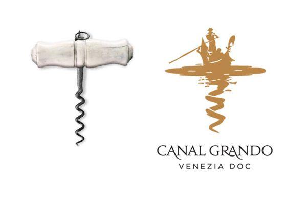 Canal Grando – Venetia wine packaging