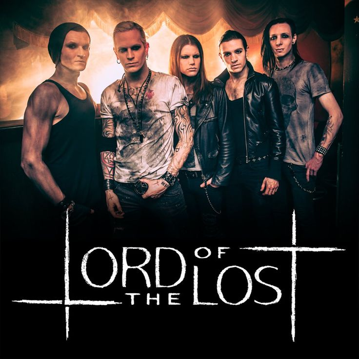 Image result for Lord of the Lost german band