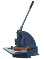 Hand lever operated Sheet Metal Corner Notcher   #machine #tool
