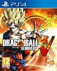 Dragonball Xenoverse PS4 [Elektronisk resurs] #tvspel #PS4
