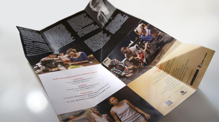 Kamil Petr » Vinohrady Theater: Small Programme