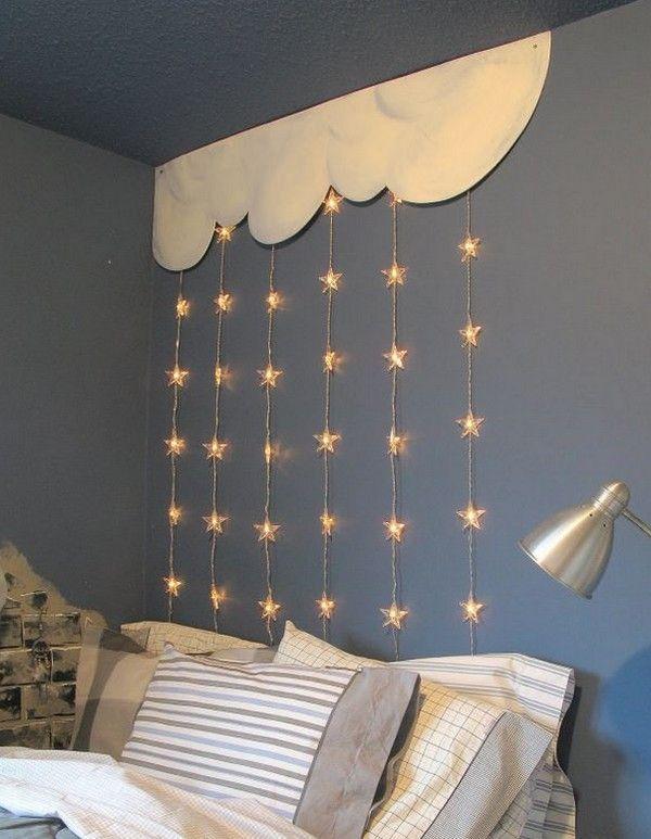 65 идей оформления стен в детской комнате - HappyModern