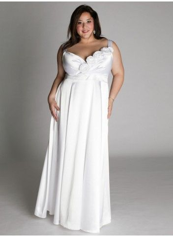 The Enchanted Wedding Gown From Igigi Is Perfect For A Garden Vow Renewal Column DressesPlus Size