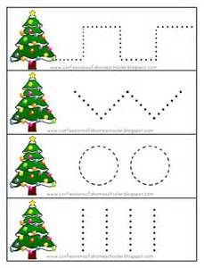 Worksheets Preschool Christmas Worksheets 1000 ideas about preschool christmas on pinterest free crafts bing images
