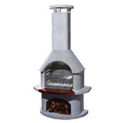 25 best ideas about barbecue en beton on pinterest for Barbecue exterieur en dur