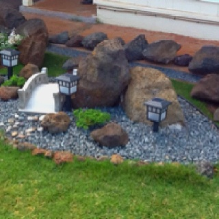 DIY Japanese Rock Garden For Small Unused Shady Area Part 56