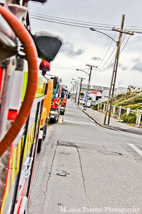 Invercargill Truck Parade. October 2013.