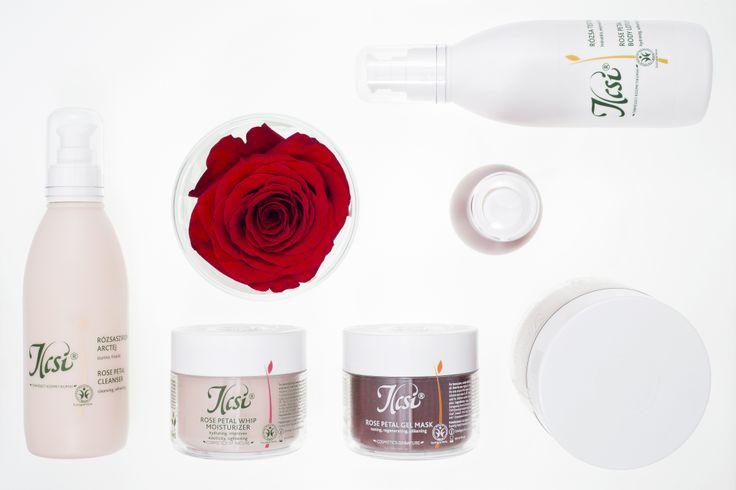 Ilcsi Rose Petal Products