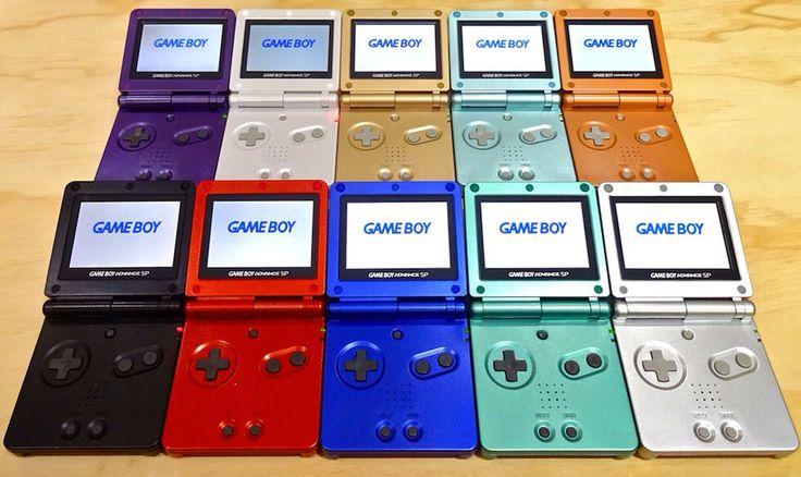 I miss my Gameboy :(