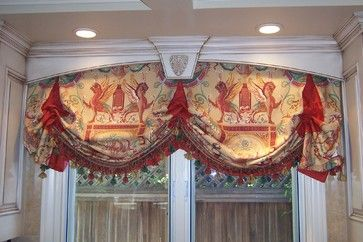 13 Best Images About London Shades On Pinterest Burlap Valance London And Linens