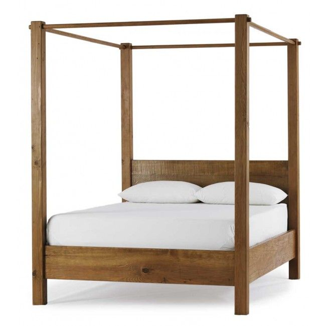 pretentious idea four post bed. VivaTerra  Vintage Fir Canopy Bed 28 best King bed images on Pinterest Bedroom ideas Master