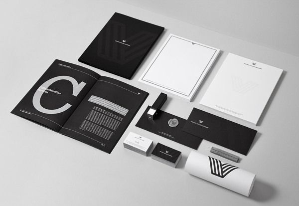 Vantage College Advisors by for brands, via Behance