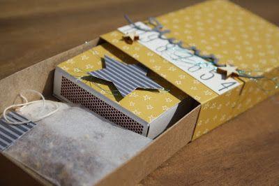 Danielas Stempelwelt: Teebeutelrakete