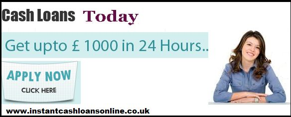 Cash Loans Today- Meet Your All Cash Needs With No Hassle In Emergency
