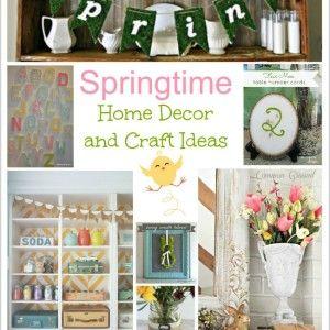 diy home decor craft craft ideas - Pinterest Home Decor Crafts