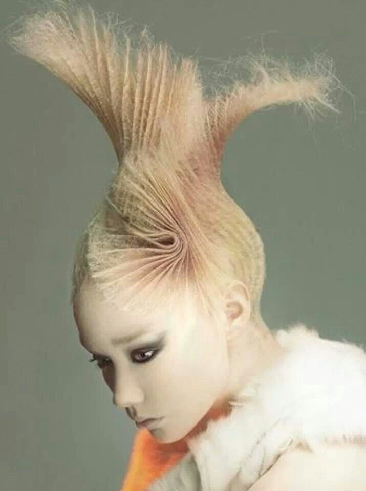 Origami #hair