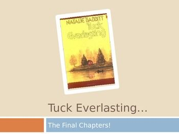 tuck everlasting essay questions